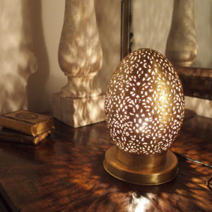 Lampade tradizionali marocchine
