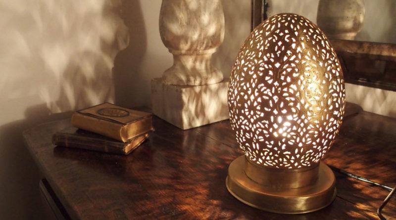 E-commerce lampade marocchine