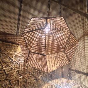 Lampade moderne marocchine