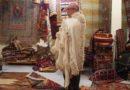 Il tappeto cappotto