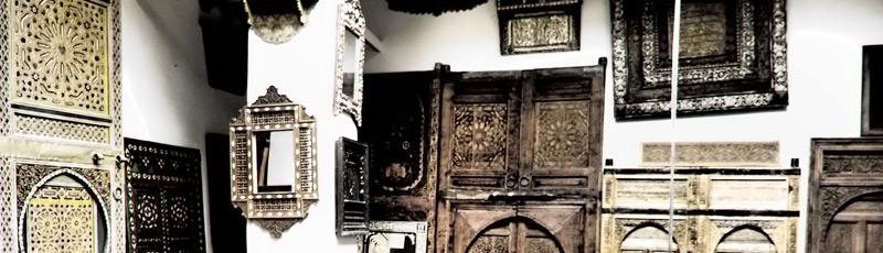 Antiquariato del Marocco