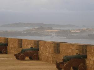 I cannoni di Essaouira