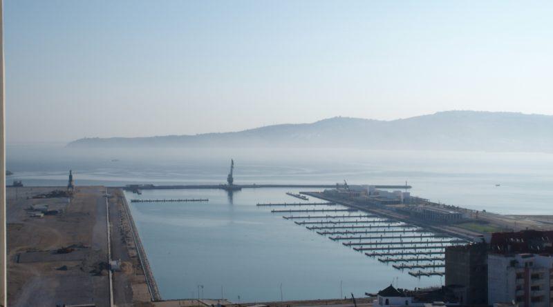 Il porto di Tangeri