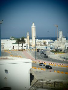 Lungomare di Tangeri