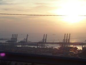 Porto commerciale di Tangeri