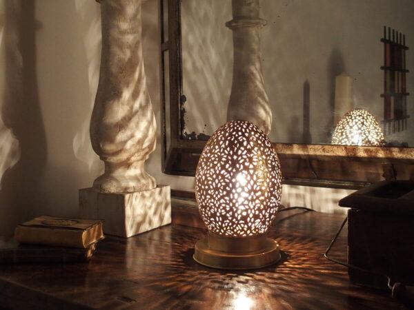 Lampada artigianale marocchina Mirò - Luci del Marocco shop online