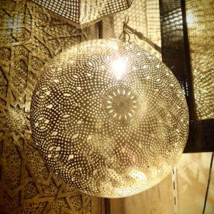 Lampada artigianale marocchina Seurat - Luci del Marocco shop online