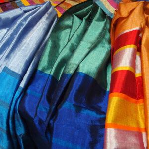 Sciarpe in agave di diversi colori - shop online tessuti del Marocco