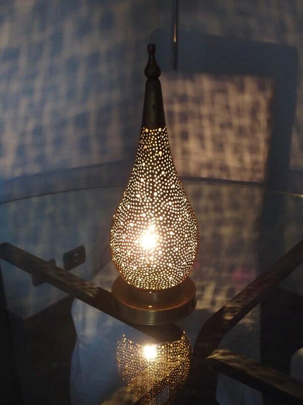 Lampada marocchina Dalì - Artigianato del Marocco shop online