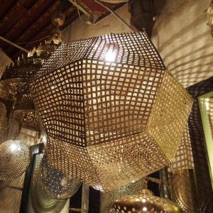 Lampada artigianale marocchina Picasso - Luci del Marocco shop online