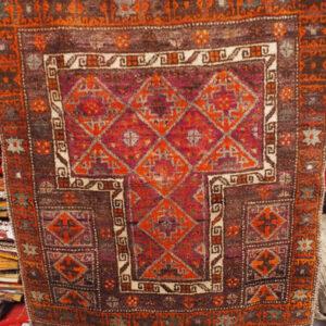 Tappeto antico del Rif - Luci del Marocco shop