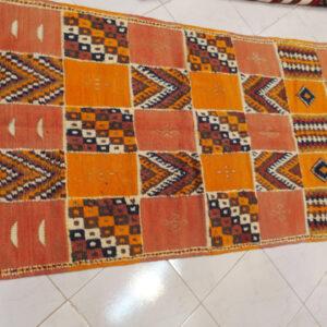 Tappeto berbero antico del Rif - Luci del Marocco shop online