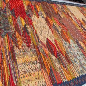 Tappeto moderno della valle del Rif - Luci del Marocco shop online