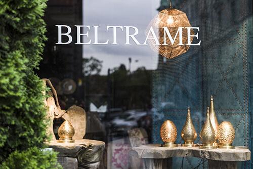Beltrame Zurigo - Lampade Marocco