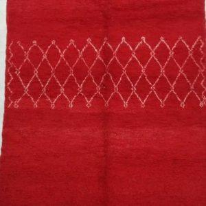 Tappeto berbero Mrirt vintage - Luci del Marocco Shop Online